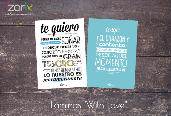 Laminas with love - izarix 3